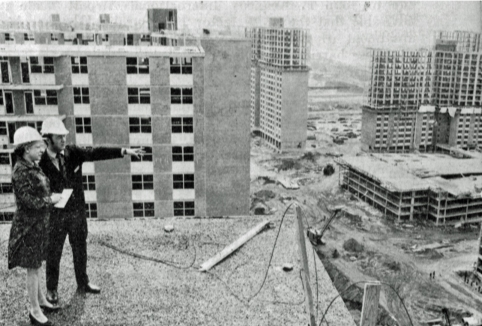 starrett city construction